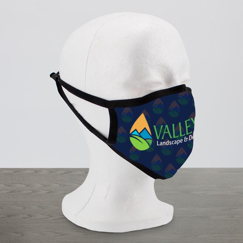 Full Color Custom Face Mask